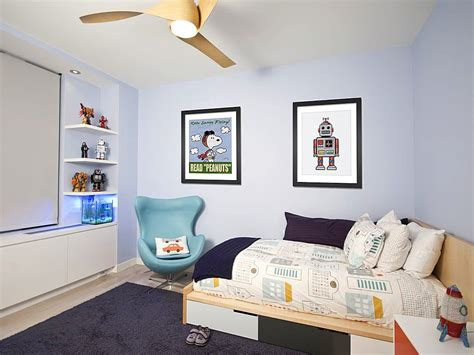 Small Modern Kids Room Ideas For Small Apartment