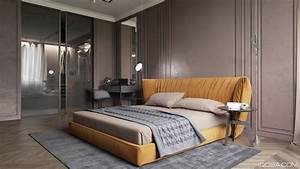 Types, Of, Trendy, Bedrooms, With, A, Fashionable, Concept, Decor, Brings, A, Serenity, Impression