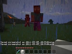 Minecraft Herobrine Mod