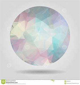 Abstract Colourful Circular Shape For Graphic Design Stock ...