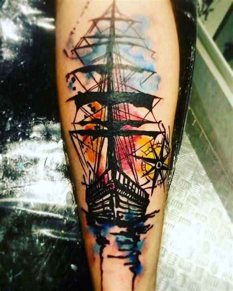 motive mann schiff tattoos und ihre bedeutungen