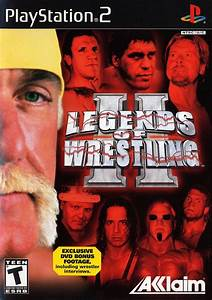 Legends Of Wrestling 2 Sony Playstation 2 Game