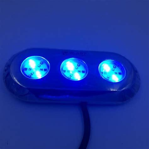 multi color led lights underwater boat led light rgb multi color 316l