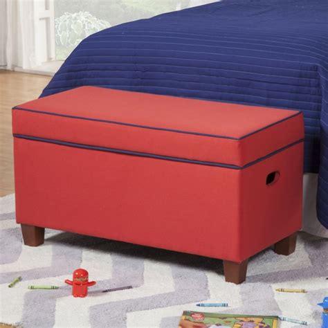 banc chambre bout de lit coffre un meuble de rangement astucieux