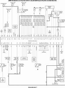 2004 Dodge Durango Fuel Pump Wiring Diagram