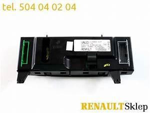 Kup Panel Dmuchawy Klimatyzacji Scenic I Rx4 99