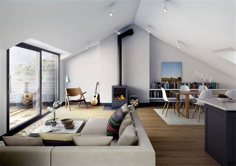 décoration appartement moderne oscar properties sweden sprk all things creative
