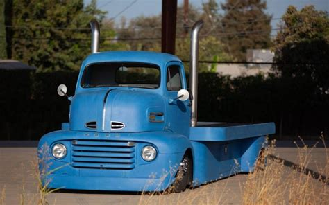 ford   custom car hauler  devious customs