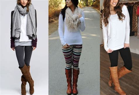 How to Use Leggings as Outfits