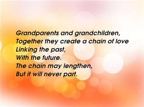 Happy Grandparents Day Poems 5