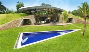 in ground homes design pictures underground hillside homes in luque paraguay hiconsumption