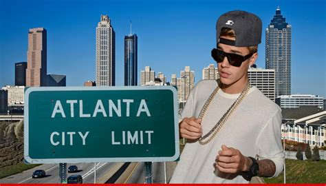 justin bieber  wanna move  atlanta   hip