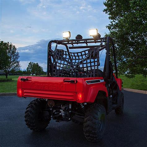 atv off road lights 4 quot quad row heavy duty off road led light bar with multi