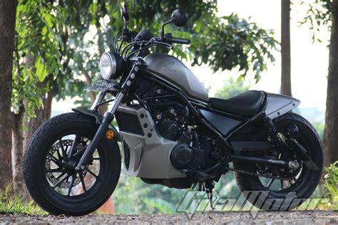 Gambar Motor Honda Cmx500 Rebel by Modifikasi Honda Cmx 500 Rebel Sportster Look Pesanan Si