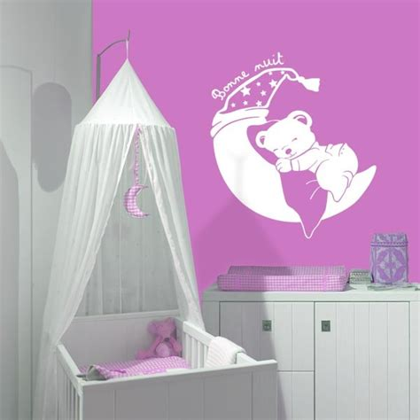 sticker ourson chambre bébé stickers chambre bebe ourson