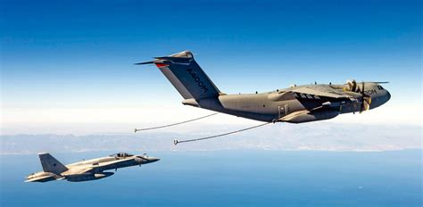 Airbus Expands And Refines Air-to-Air Refueling | Defense ...