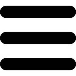 Three Parallel Lines Symbol