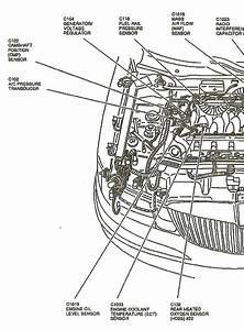 Repair Diagrams For 1998 Lincoln Continental Engine