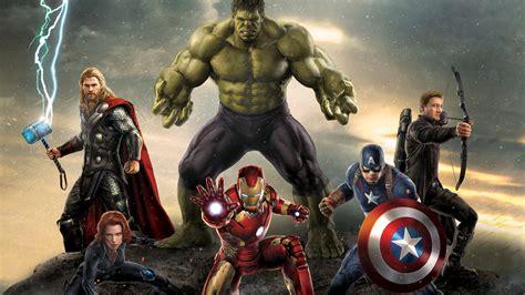 Avengers 4k Wallpaper Wallpapersafari
