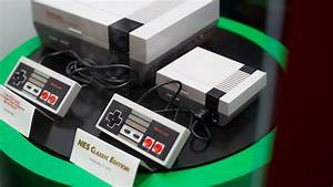 The NES Classic Edition Is Dead Simple And Thats Why It