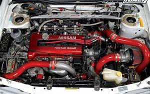 2002 Infiniti G20 Engine