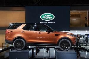 Jaguar Land Rover : jaguar land rover at the 2016 paris motor show thetoptier ~ Maxctalentgroup.com Avis de Voitures
