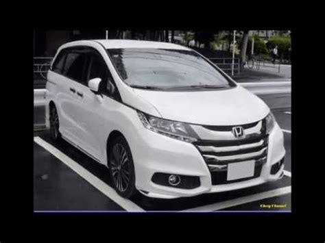 honda odyssey hybrid  seater minivan