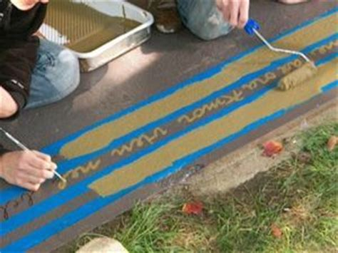 23 best images about painted rugs on concrete on