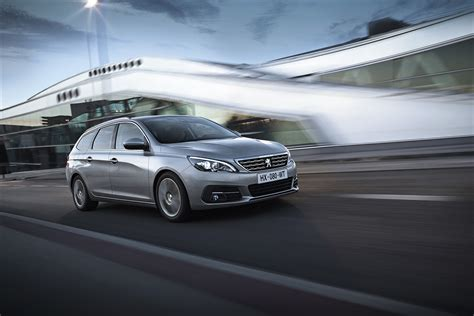 Peugeot Wagon by Peugeot 308 Touring New Car Showroom Family Wagon Test