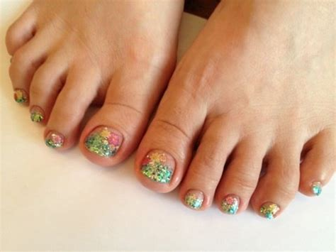 toenail designs for fall cool pedicure nail ideas for fall