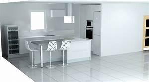 prix cuisine avec ilot cheap emouvant prix cuisine avec With good meuble de cuisine ilot central 2 meuble dappoint de cuisine 224 tout petit prix bidouilles