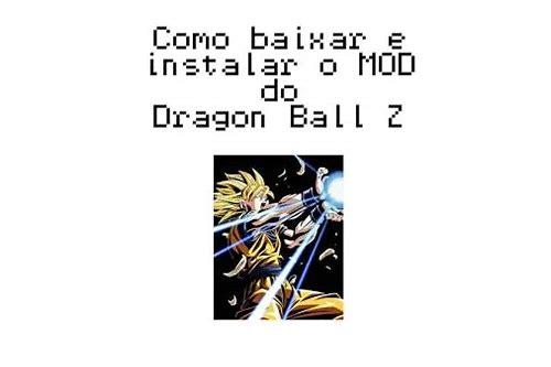 gta dragon ball baixar pc game
