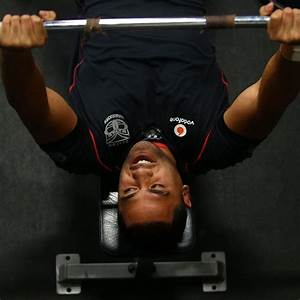 Bench Press For The Primary  U0026 Secondary Muscles