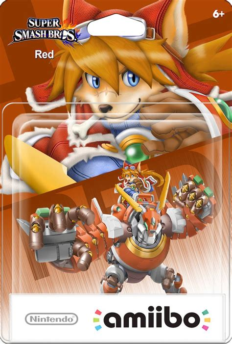Megaman X Wallpaper Hd Smashified Red Savarin From Solatorobo Amiibo Box By Kuronosusai On Deviantart