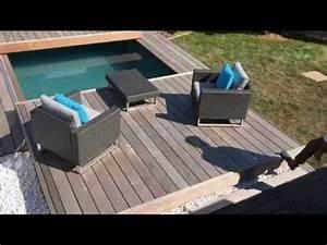 Mobile Terrasse Pool : terrasse mobile de piscine un rolling deck de plus de 6m de porteafaux en ile de france ~ Sanjose-hotels-ca.com Haus und Dekorationen