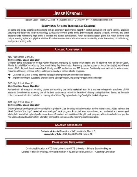 Physical Education Resume Exle by 21 Best Images About Misc Photos On Roll On