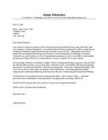 Application Letter Sample Internship Cover Letter Examples Uk