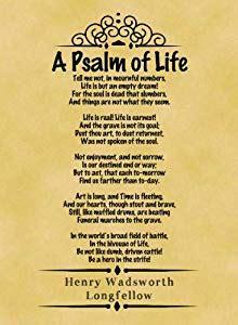 amazoncom  size parchment poster classic poem henry