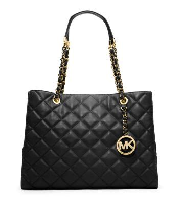 michael kors quilted bag susannah quilted leather large tote michael kors