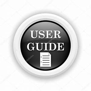User Guide Icon  U2014 Stock Photo  U00a9 Valentint  39659057