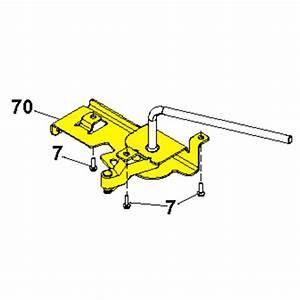 Husqvarna Manual Clutch Assembly Yt  532199972