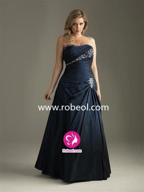 robe temoin de mariage grande taille robe de soir 233 e grande taille en taffetas t 233 moin