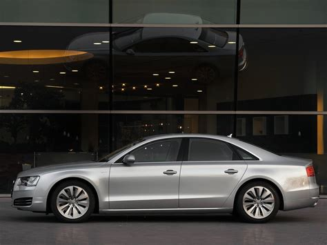 2018 Audi A8 Hybrid Wallpapers Pictures Pics Photos