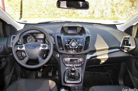 essai kuga 2013 test en d 233 du suv ford