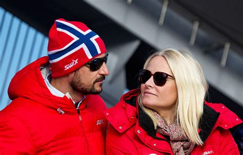 Check spelling or type a new query. Prince Haakon and Princess Mette-Marit attend ski festival with children | HELLO!