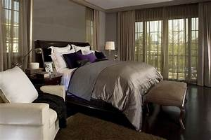 Ideas, For, Decorating, The, Bedroom, With, Brown