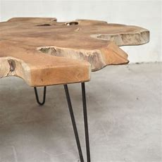 Vintage Teak Coffee Table For Sale At Pamono