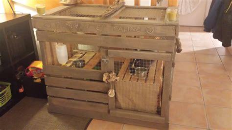 creation de cuisine meuble de cuisine en palette cuisine exterieure objet et