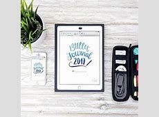 Bullet journal on the iPad with GoodNotes [Tech] Tried