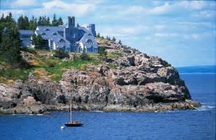 Bar Harbor Maine Mansions